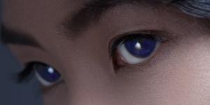 Ishira Augenpartie